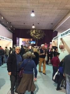 imagen de la Feria de la Trufa de Sarrión