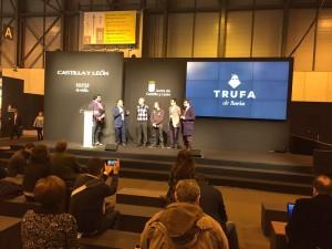 Presentación marca Trufa de Soria en Fitur