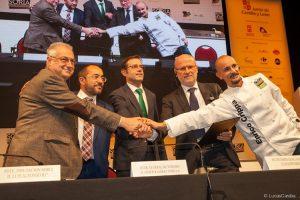 hermanamiento trufa soria Alba en el Congreso Soria Gastronómica