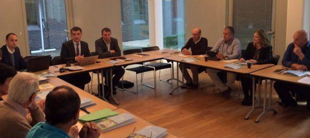 Asamblea del Instituto Europeo de Micología en Périgord
