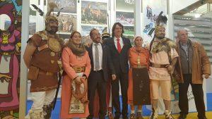 Presentación oficial proyecto Numancia 2017 y Trufa de Soria en Intur
