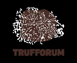 Logotipo de la I edición de Trufforum